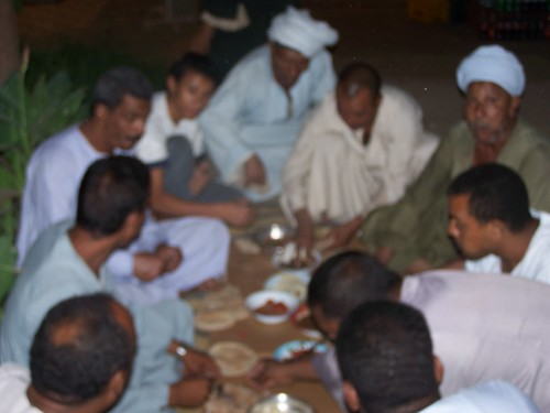 Iftar in Luxor