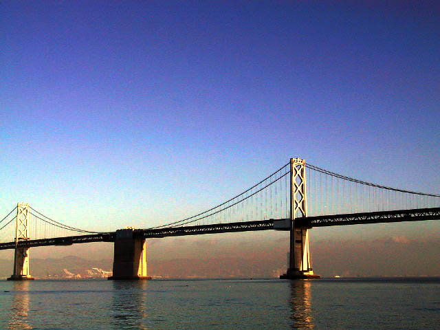 Bay Bridge at San Francisco