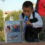 Young Kyrgyz Musician - Bishkek, Kyrgyzstan