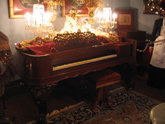 Vaile Mansion Piano