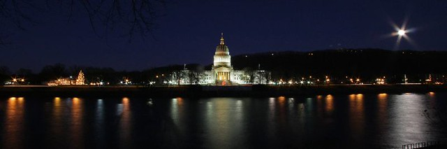 Christmas at the Capital  (West Virginia)