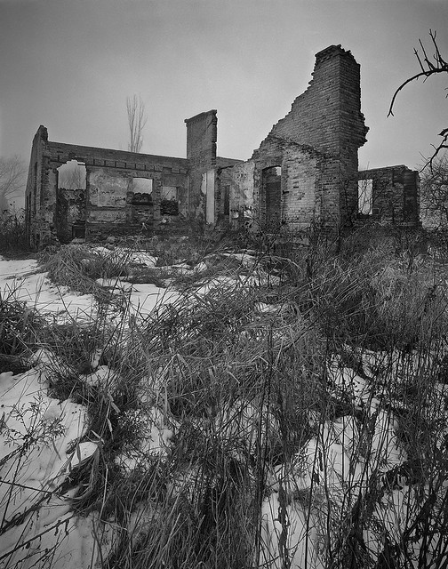 Ruined Tenement: Gloom Ruin | View On Black Now we're gettin