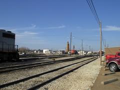 highway(0.0), junction(0.0), road(0.0), public transport(0.0), lane(0.0), cargo(0.0), vehicle(1.0), train(1.0), transport(1.0), rail transport(1.0), locomotive(1.0), track(1.0),