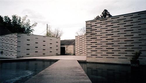 隈研吾石の美術館