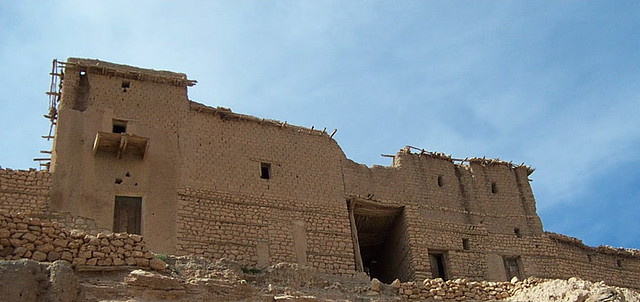 Assor: An example of ancient Farhi achitecture