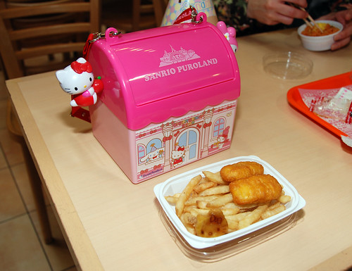 Kitty's Cafe Kids Lunch Set