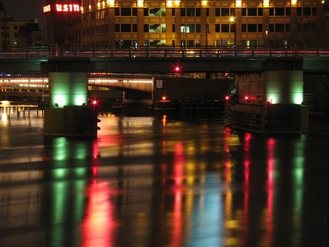 Under McKinley Avenue Bridge