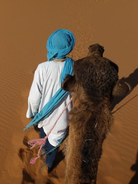 camel trek - guide