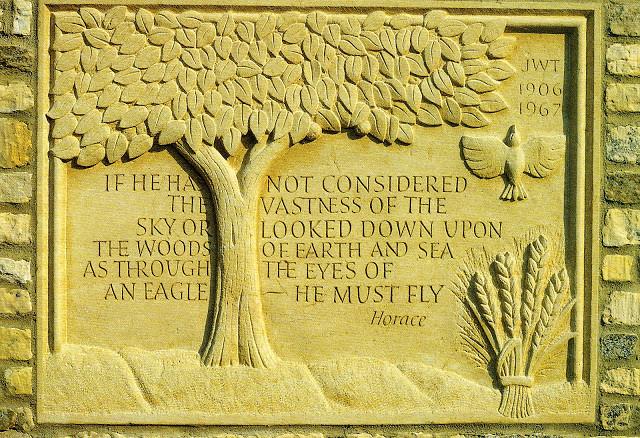 Quotation. Ketton limestone.