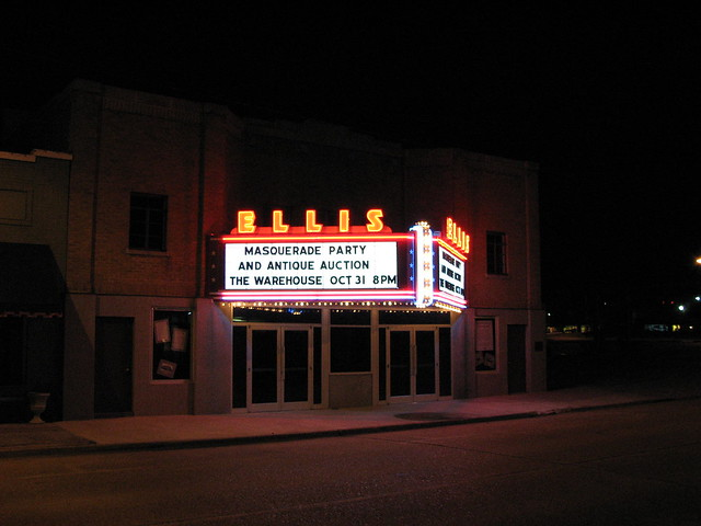 Old Theater in Cleveland