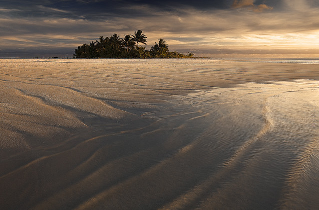 Sahara Beach by Michael Anderson