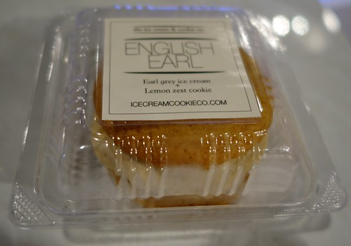 The Ice Cream & Cookie Co's English Earl Handmade Ice Cream Cookie Sandwich - Savour 2014
