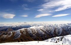 Cardrona Mountain Range