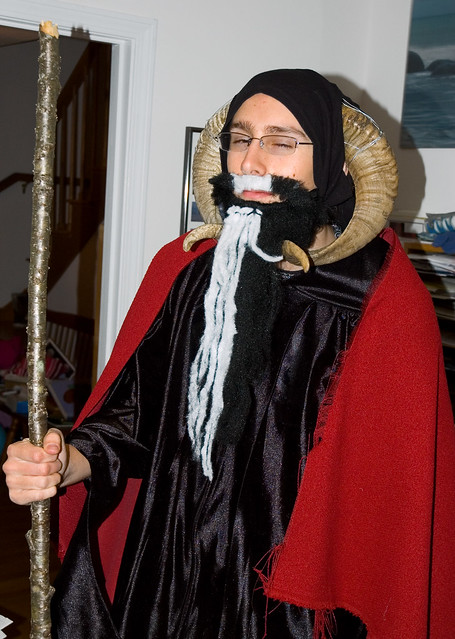 Tim the Enchanter (from the Holy Grail)