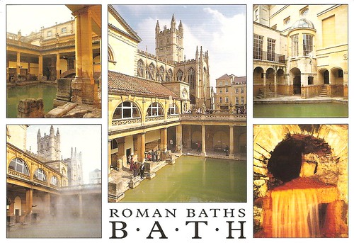 UNITED KINGDOM ~Bath=UNESCO~