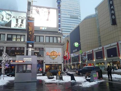 Hard Rock Cafe Vancouver Shop