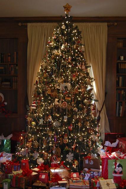 elegant christmas tree flickr photo sharing