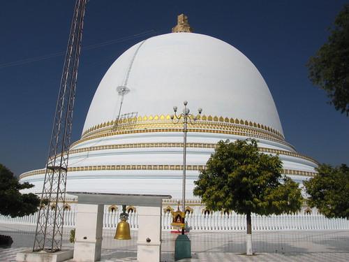 Kaunghmudaw Paya - Sagaing, Myanmar