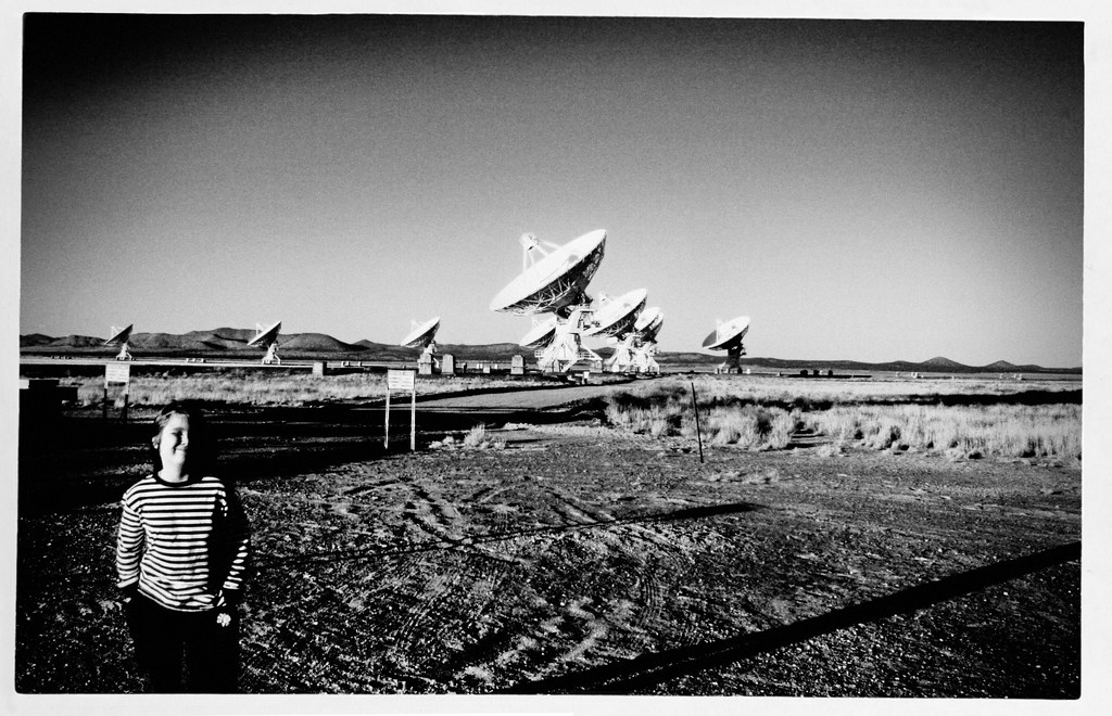 H.o.p. and the Very Large Array