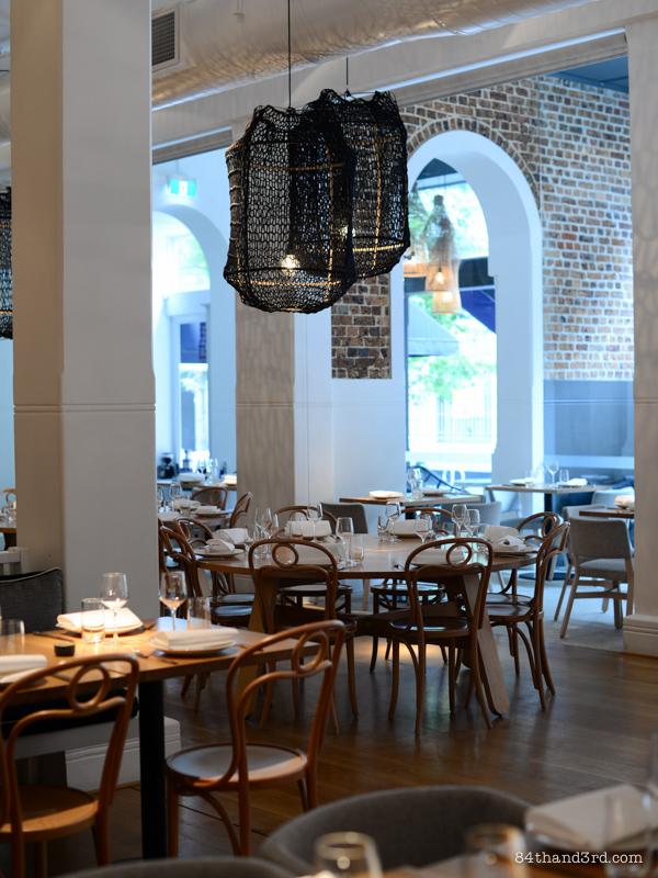 Alpha Restaurant Sydney