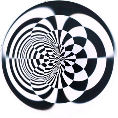 Circle Op Art