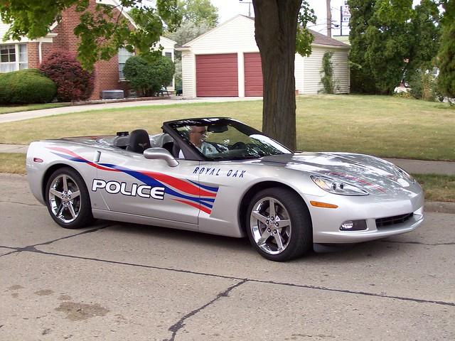 Corvette Police Car: 2047679486_30faec6d40_z.jpg