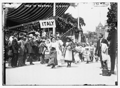 Italy in N.Y. 4th July parade  (LOC)