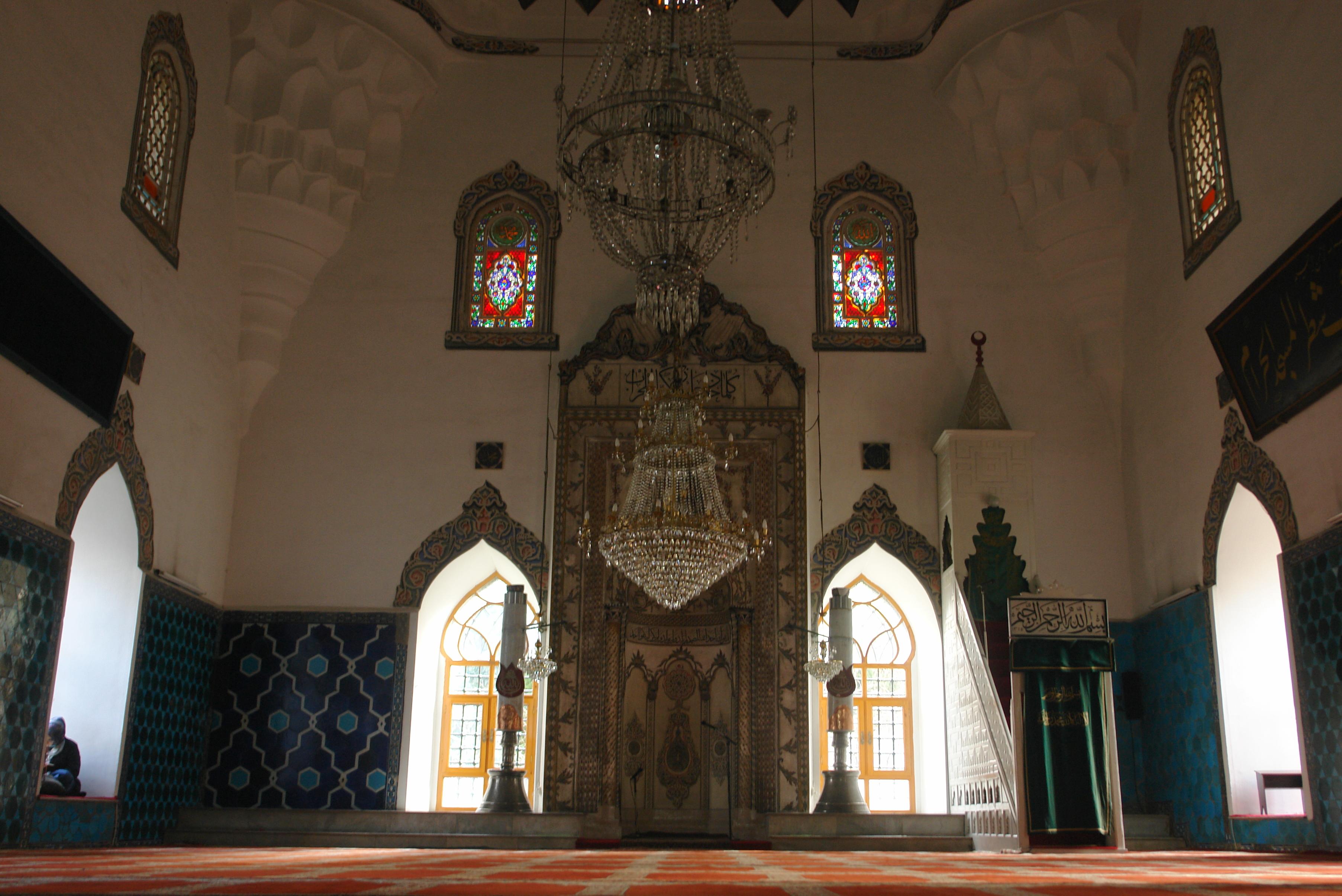 Muradiye Mosque Complex in Bursa  Flickr - Photo Sharing!