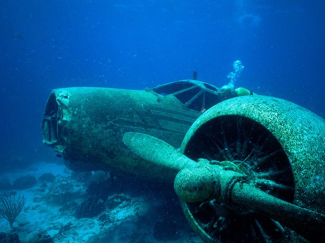 2211861202 7ac895314f z [Pics] Flickr Spotlight   Underwater Wrecks