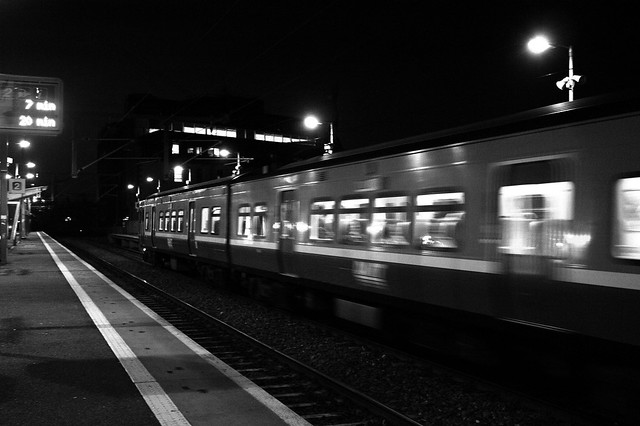 DART train bw