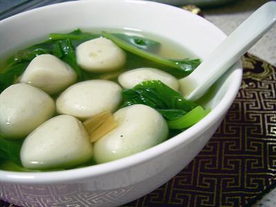 Chinese fish ball soup recipes food fish recipes for Chinese fish balls