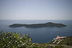 Island Off Dubrovnik