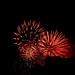 4th of July Fireworks, Atlanta (Buckhead), GA