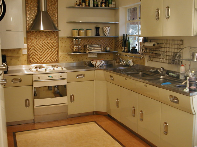 Flickriver Photoset '1950s Kitchen furniture' by Elizabeth Moriarty