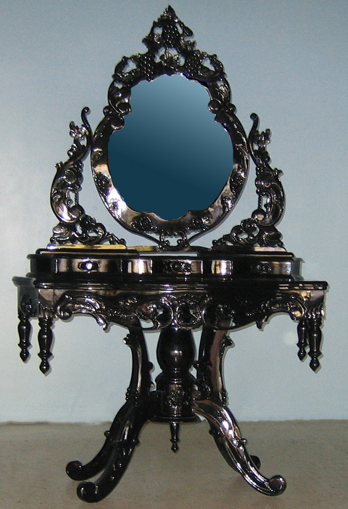 Mirrors Diva Rocker Glam