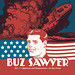 Buz Sawyer Vol. 3: Typhoons and Honeymoons by Roy Crane