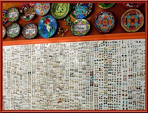 artesanias mexicanas aretes
