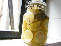 citrus, lemon, yellow, pickling, mason jar, yuzu, produce, fruit, food preservation, food, canning, lighting,