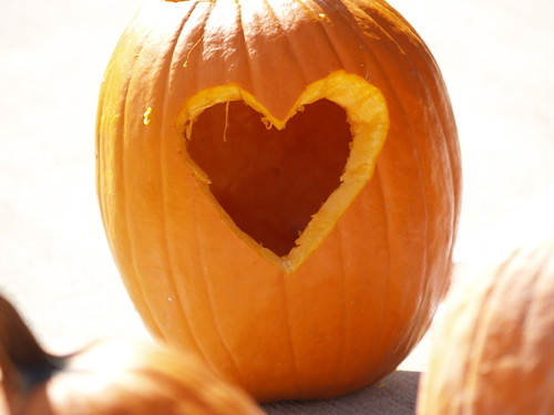 30 in 40 Pumpkins Are Missing Their Hearts