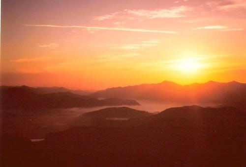 mountain 120 tlr mediumformat geotagged seagull korea twinlensreflex naejang baekyangsa geo:tool=yuancc geo:lat=35491984 geo:lon=126915607 baegyansa