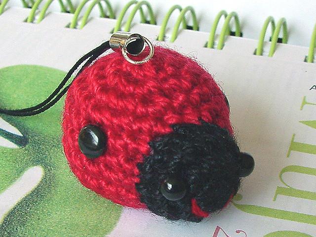 Amigurumi Ladybug : AMIGURUMI LADYBUG Flickr - Photo Sharing!