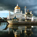 Big mosque of Brunei
