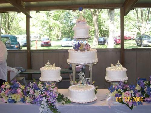 Wedding Cake  Again