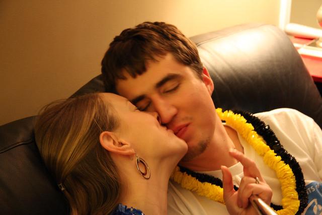 Header of A Kiss at Midnight
