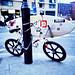 Surfboard + Bike by edscoble