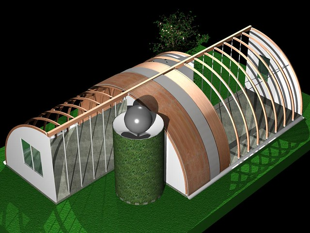 Casa ecologica prefabricada flickr photo sharing - Casa ecologica prefabricada ...