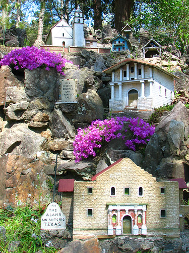 Ave Maria Grotto - The Western U.S.