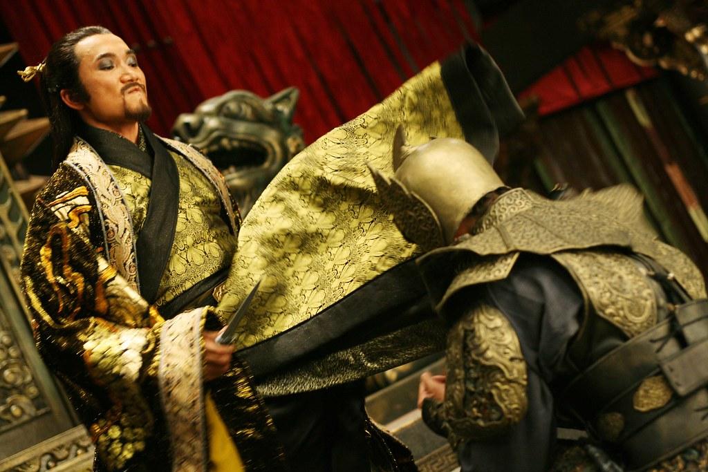 kennychoo.arch: The Forbidden Kingdom Press Screening