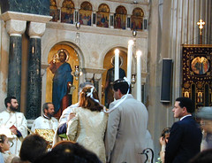 priest(0.0), presbyter(1.0), clergy(1.0), religion(1.0), pope(1.0), place of worship(1.0), bishop(1.0), priesthood(1.0), blessing(1.0), person(1.0), bishop(1.0), patriarch(1.0),