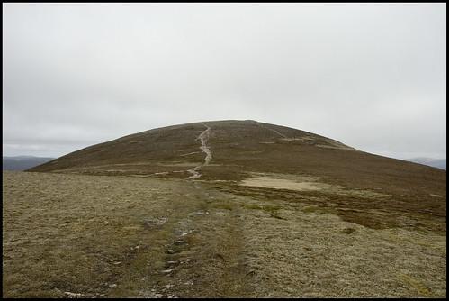 Beinn Dearg Summit Cone